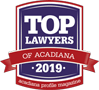 Top Lawyers of Acadiana 2018